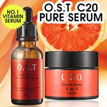OST C 20 Pure Serum Vitamin C ORIGINAL 30ml _-BEST SELLER c20 IN Qoo10-