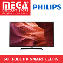 PHILIPS 50PFT6200 50INCH FULL HD SMART LED TV / 3 YEARS WARRANTY
