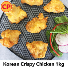 [CP Food] Korean Crispy Chicken - 1kg  . Halal. (Frozen)