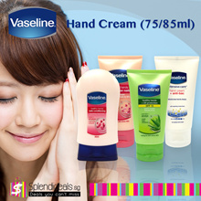 Vaseline Hand Cream (75/85ml) - 4 Types - Nails Conditioning Nourishing / UV Protection SPF 15 etc