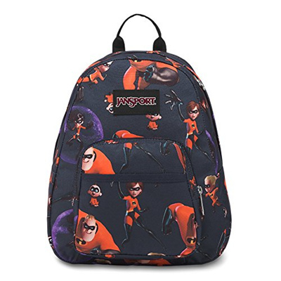 f311f1289d4 Qoo10 - JanSport Incredibles Half Pint Mini Backpack - Incredibles ...