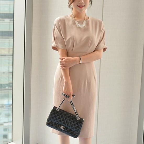 悪女日記】コエリョワンピース5577 シフォン/レースのワンピース/ 韓国ファッション