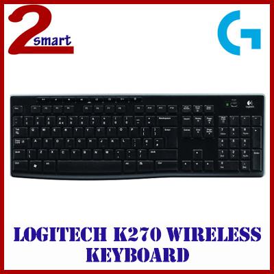 LogitechLogitech K270 Wireless Keyboard