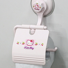 ★Toilet paper holder★ hello kitty hellokitty hanger toothbrush  toothpaste baby razor bathroom roll