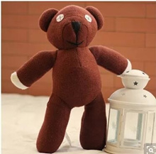 Mr. Bean teddy bear doll plush doll mr bean Mr. Bean Bear Birthday gift items