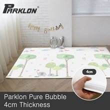 Parklon Pure Bubble Baby Playmat Soft Mat Double Sided Design 4cm Thickness Free Shipping