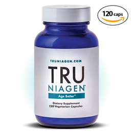 [USA]_TRU NIAGEN - 60 Day - Vitamin B3  Advanced NAD+ Booster  Nicotinamide Riboside NR  Increases E