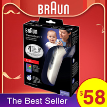 [ Genuine ] Braun Thermoscan 7 IRT6520 Thermometer Age Precision (Official Singapore Distributor )