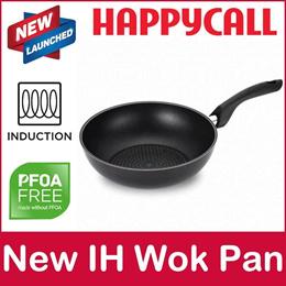 Happycall MASSIVE Diamond Induction IH Wok Pan