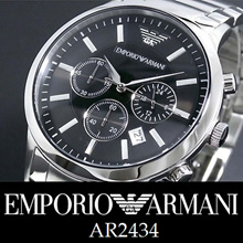 [Sale] Emporio Armani EMPORIO ARMANI Mens Watch AR 2434