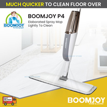 [▼-65%] ✔✔FREE DELIVERY BOOMJOY P4 Elaborated Spray Mop