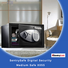 【Sentrysafe】Digital Security Medium Safe X055