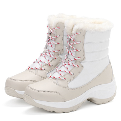 74c1bb81d35 authentic Winter Boots Women Waterproof Winter Snow Boots Female Warm Fur  Non-slip Shoes Women