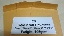 [CHEAPEST ENVELOPE OFFER!] 25pcs/50pcs Kraft Envelopes/Manila Envelope/Mailing Envelope/Bubble Wrap