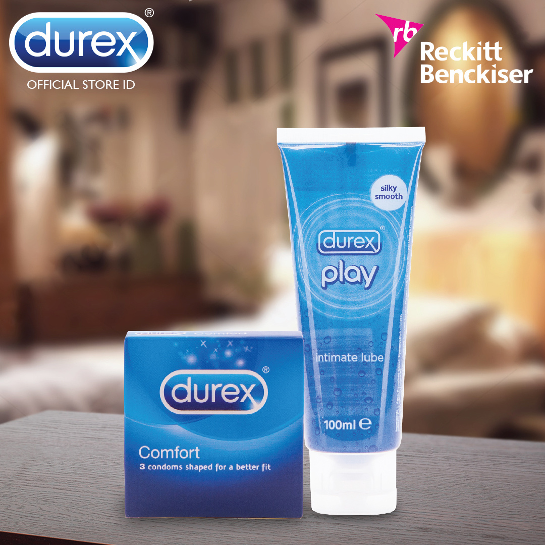 Qoo10 Paket Durex Diet Wellness Play Intimate Lube 100 Ml Show All Item Images
