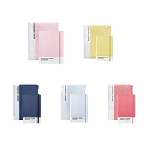 2018 Starbucks Korea 2018 Planner Diary Journal with Pantone Color Pouch Limited Edition