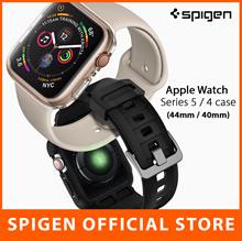 Spigen Apple Watch Series 5 Case Apple Watch 4 Casing Cover Apple Watch Band Screen Protector