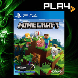 PS4 Minecraft: Starter Collection (R3)