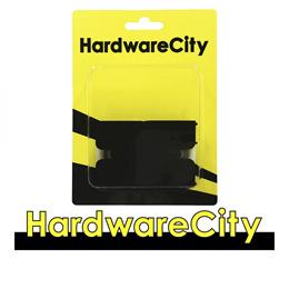 HardwareCity 30MM PVC Sliding Door Roller 2PC/Pack