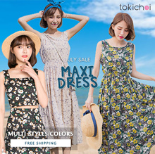 TOKICHOI - July Sale! Trendy Maxi Dresses Multi Colors Multi Styles - Free Shipping