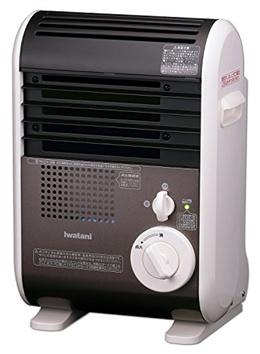 [iroiro]이와타니 Iwatani 카셋트 가스 팬 히터 옥내 전용 카셋트 봄베 별매 난방기구풍난(KAZEDAN) CB-GFH-1