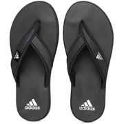 Adidas Men Adi Rio Black Flip-Flops (Slippers)