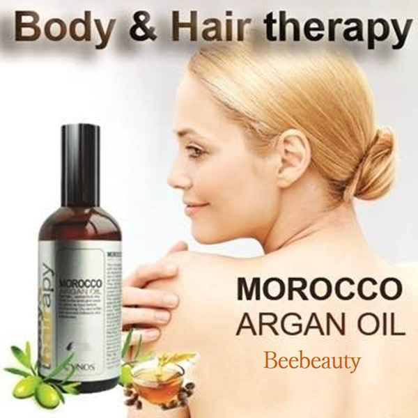 TIME SALE! BESTSELLER CYNOS MOROCCO ARGAN OIL 100ml. [Retailing at Professional Hair Salons] Deals for only S$58 instead of S$0