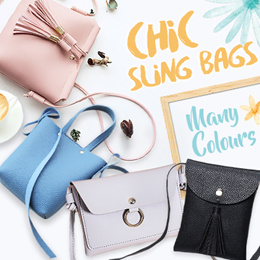 cee4a40f41e8 COUPON · ♥CHIC SLING BAGS FOR TEACHERS DAY GIFT♥Sweet Korean Handphone  Sling Pouches