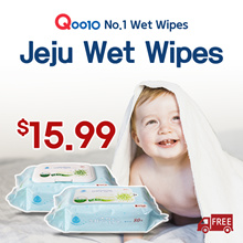 ◆104th RESTOCK◆Jeju Wet Wipes/ NO.1 Wet Wipes in SG/Manufactured on JAN.23.2019