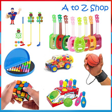 [BULK BUY= Premium ]Party Packs Goodie Bag Birthday Gifts Board games Kids Children Day Party Supply