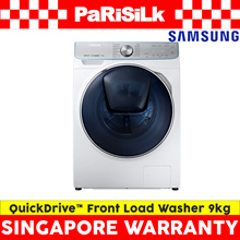 Samsung WW90M74FNOR QuickDrive Front Load Washer - Singapore Warranty
