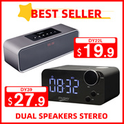 ◎ BEST SELLER!◎Musky HIFI DY22L Bluetooth Speaker◎Dual Speakers High-Power soundbar