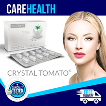 ♥️ CRYSTAL TOMATO ♥️ Proven Reviews✔️Free Delivery✔️