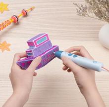 Xiaomi Youpin Xiaoxun 3D Printing Pen-Low Temperature Model, 3C Certification   Low Temperature Not Hot   Rechargeable Model