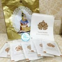 Gold Princess Royal Detoxification Foot PatchFoot Patch/Foot Mask Gold Princess Lanna Thai Korean