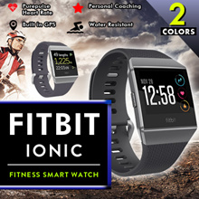⭐⭐ FITBIT IONIC Fitness Smart Watch ⭐⭐ Official Seller 1 Year SG Warranty ⭐⭐