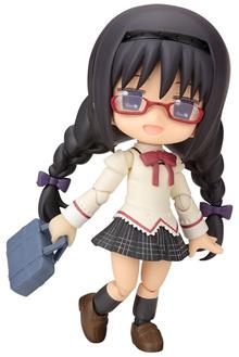 Kotobukiya Akemi Homura -School Uniform Ver-   Puella Magi Madoka Magica   Cu-Poche Figure