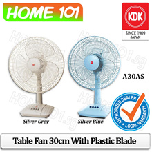 KDK Table Fan 30cm Plastic Blade A30AS