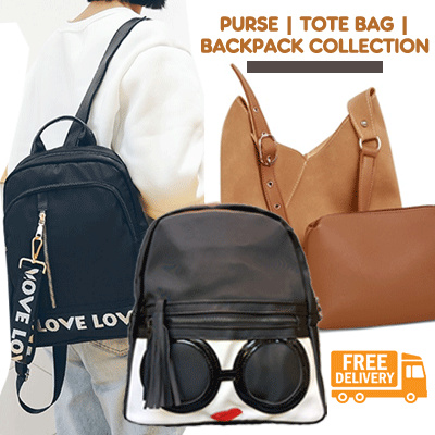 LINE Special Bag Edition|Korean Collection Leather Bag*NEW Arrival_New style?Korean lover ladiesBag Deals for only Rp199.000 instead of Rp199.000
