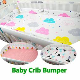 Baby Bed Bumper Crib Breathable Infant Kids Bedding Safety Rails For Children Kids Safe Bumper