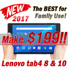 ★MAKE $199!!★ LENOVO Tab4 8 Tab4 10 Tablet // 16GB Quad Core / Mircro SD Slot 128G / 20hrs Battery