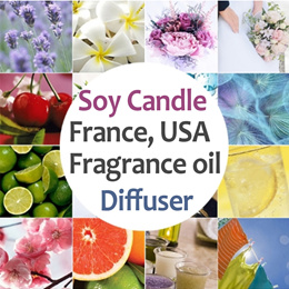 Fragrance Oil USA France★Soy Candle Diffuser Making DIY★200ml 500ml★Phthalates Free/100kinds
