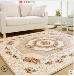 Veken Home Textiles European modern minimalist bedroom carpet carpet living room coffee table sofa bed big blanket