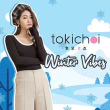[Buy 2 for Free Shipping]TOKICHOI - Multi-Color Dressier Tops and Bottoms Collection Sale