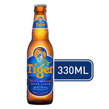 Tiger Beer 330ml x 24 Bottles Promotion ($66.90 Only After $12 Coupon!)