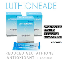 [BUY 2+1 FREE] ♥2000mg LUTHIONEADE♥CELEBRITY WHITENING SUPPLEMENT♥SEE RESULTS♥