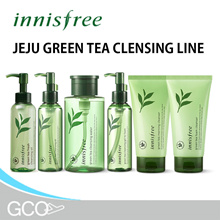 [innisfree]JEJU GREEN TEA CLENSING LINE/Makeup/Cleanser/Oil/Water/Gel/Foam/Korea/Cosmetics
