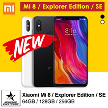 Xiaomi Mi 8 | Mi 8 Explorer Edition | Mi 8 SE   - Local Seller [ Latest Edition ]