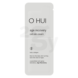 [O HUI] Age Recovery Cell-Lab Cream 31pcs