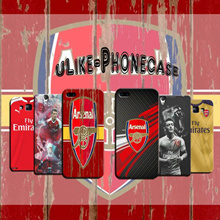 [Instock] Session 1 Arsenal Hard Silicon Phone Cover